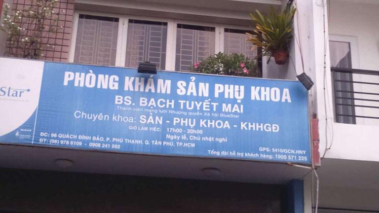 Phòng khám Bác sĩ Bạch Tuyết Mai