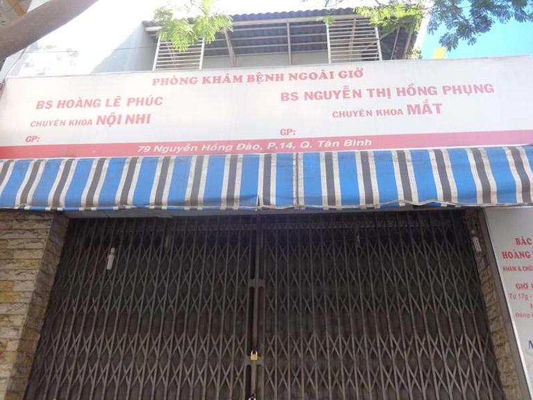 Phòng khám Bác sĩ Hoàng Lê Phúc