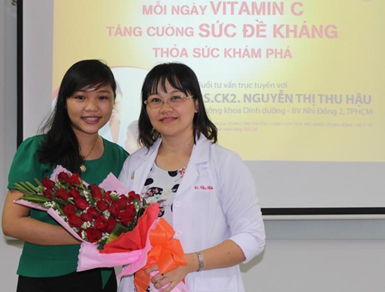Phòng khám Bác sĩ Nguyễn Thị Thu Hậu - Chuyên khoa II Nhi