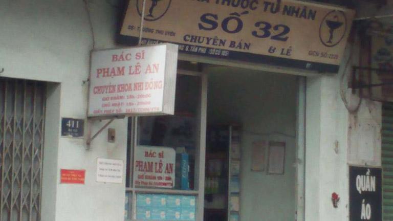 Phòng khám Bác sĩ Phạm Lê An