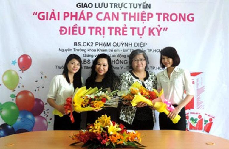 Phòng khám Bác sĩ Phạm Quỳnh Diệp - Chuyên khoa II Thần Kinh