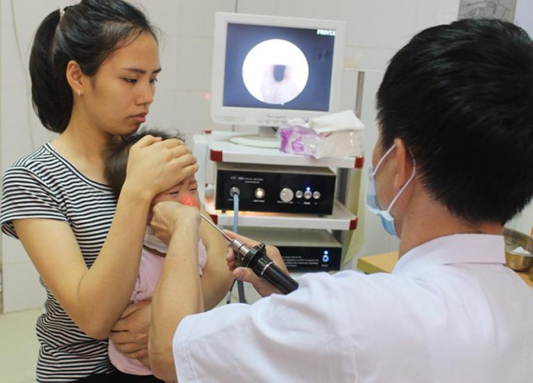 Cơ sở vật chất tại Phòng khám Bác sĩ Trịnh Hữu Tùng - Chuyên khoa II Nhi