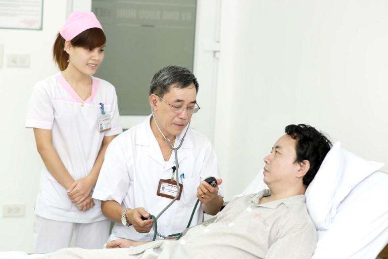 Phòng khám Bùi Xuân Trường chuyên khám/chữa bệnh ung bướu