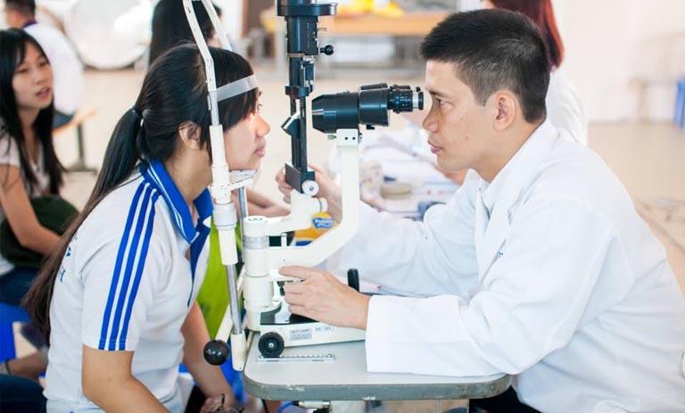 Phòng khám chuyên khoa Mắt Phạm Văn Hiệu