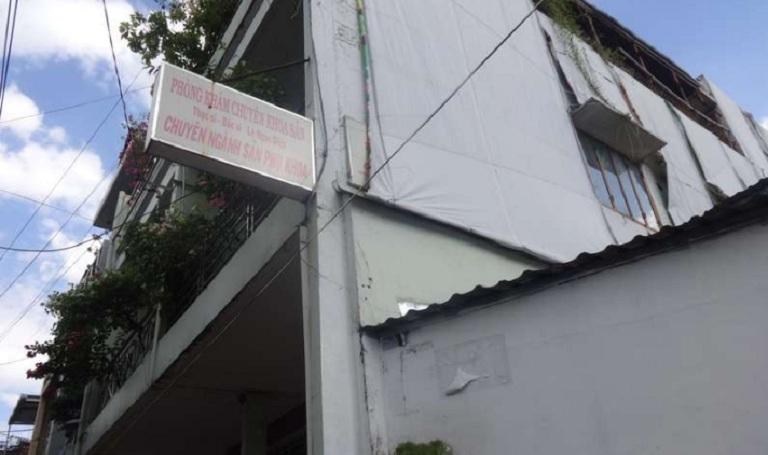 Phòng khám chuyên Sản phụ khoa thạc sĩ bác sĩ Lê Ngọc Diệp