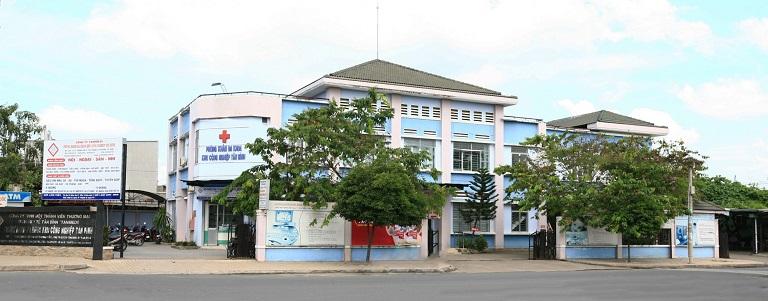Phòng khám Đa khoa Khu công nghiệp Tân Bình