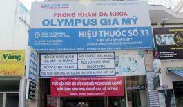 Phòng khám Đa khoa Olympus Gia Mỹ