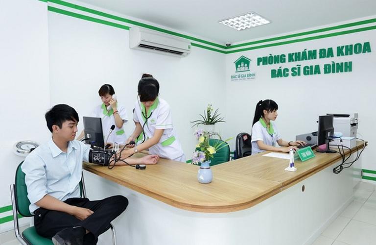 Phòng khám Đa Khoa Quốc Tế Hàng Xanh