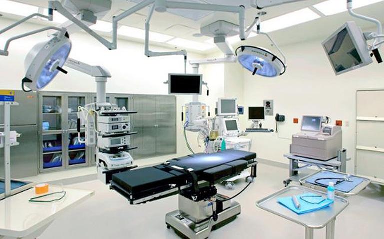 Trang thiết bị Phòng khám Đa khoa Quốc tế Tâm Phúc