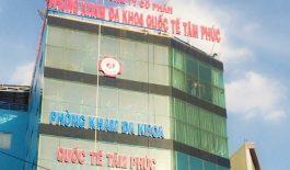Phòng khám Đa khoa Quốc tế Tâm Phúc