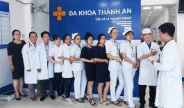 Phòng khám đa khoa Thành An tọa lạc tại 1691 Tỉnh lộ 10, phường Tân Tạo A, quận Bình Tân, Thành phố Hồ Chí Minh