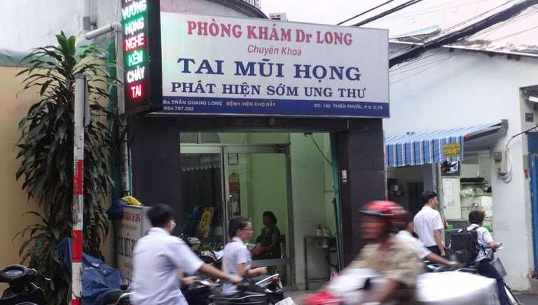 Phòng khám Dr Long - Chuyên khoa Tai Mũi Họng