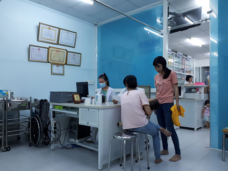 Phòng khám PGS.TS.BS Phạm Thị Minh Hồng - Chuyên khoa hô hấp