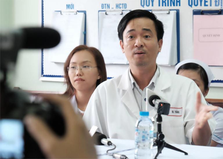 Phòng khám Bác sĩ Hồ Viết Thắng - Chuyên sản phụ khoa