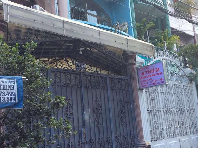 Phòng khám Sản phụ khoa - Bác sĩ Lương Thiềm