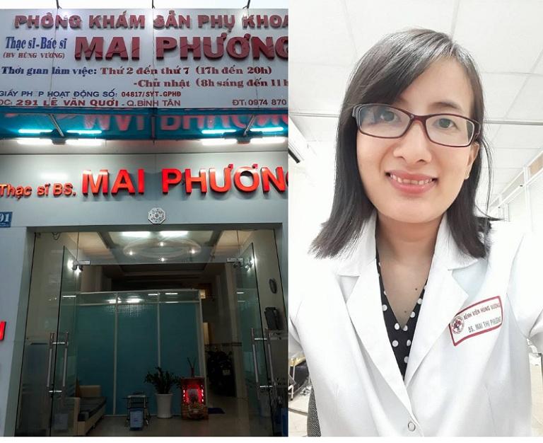 Phòng khám sản phụ khoa - Ths.bs Mai Phương
