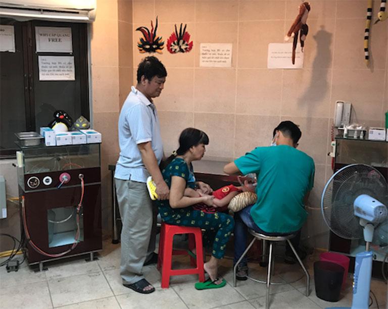 Phòng khám Tai Mũi Họng Bác sĩ Lê Trí