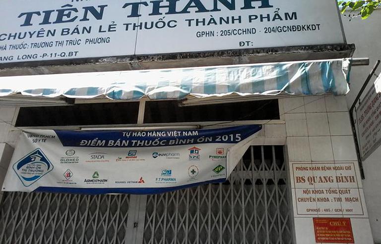 Phòng khám TS.BS Trương Quang Bình - Chuyên khoa Tim mạch