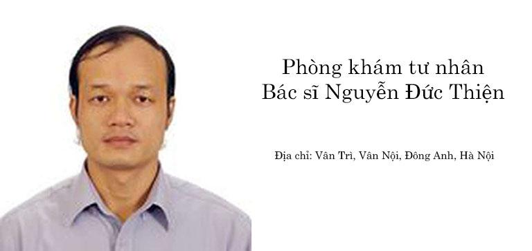 Phòng khám tư nhân Bác sĩ Nguyễn Đức Thiện
