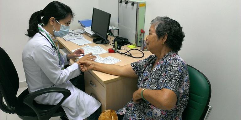 Quy trình làm việc phòng khám đa khoa Quốc Tế Hàng Xanh