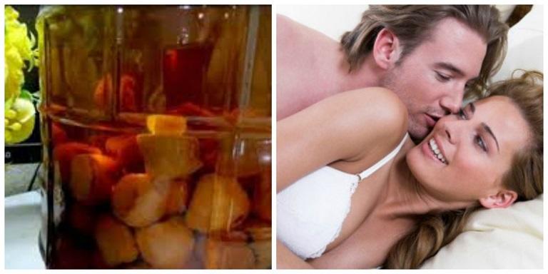 Rượu trái vải giúp khắc phục yếu sinh lý hiệu quả