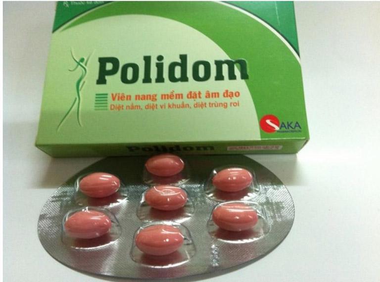 Thuốc Polidom được chỉ định để điều trị viêm đường âm đạo