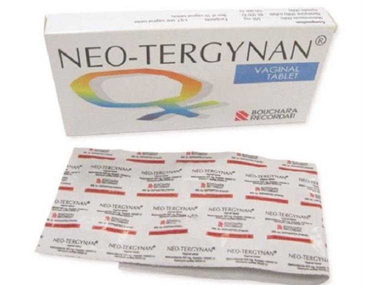 Thuốc điều trị viêm âm đạo Neo Tergynan