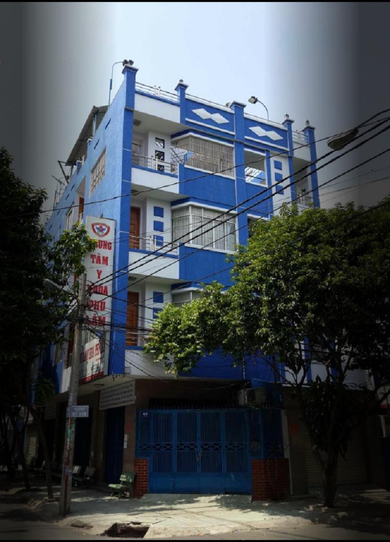Trung tâm y khoa Phú Lâm