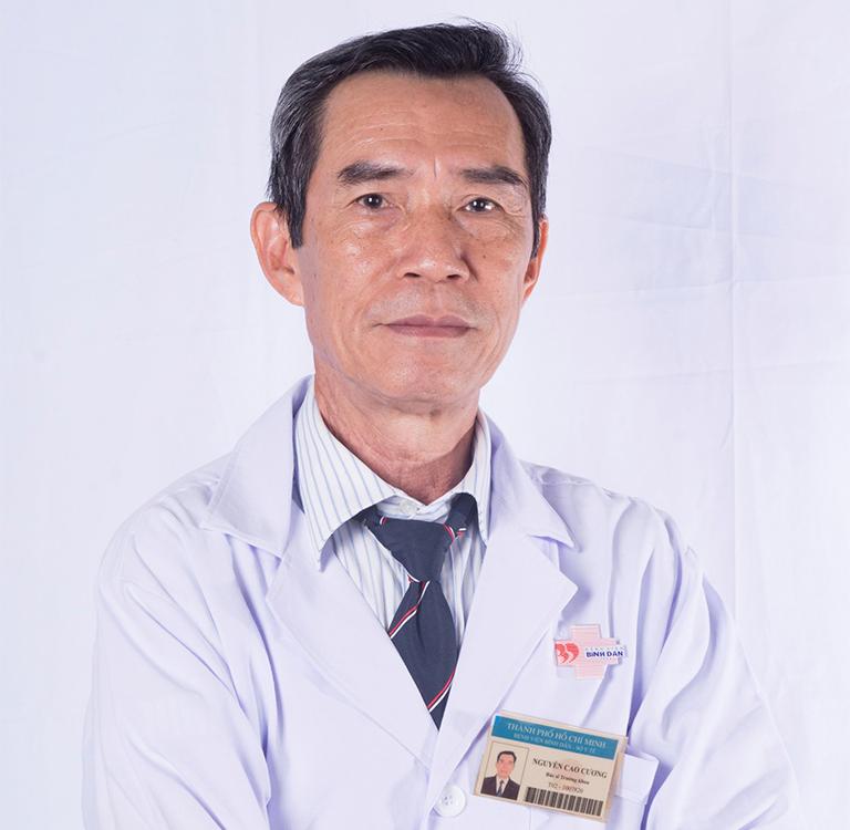 Tiến sĩ, Bác sĩ Nguyễn Cao Cương