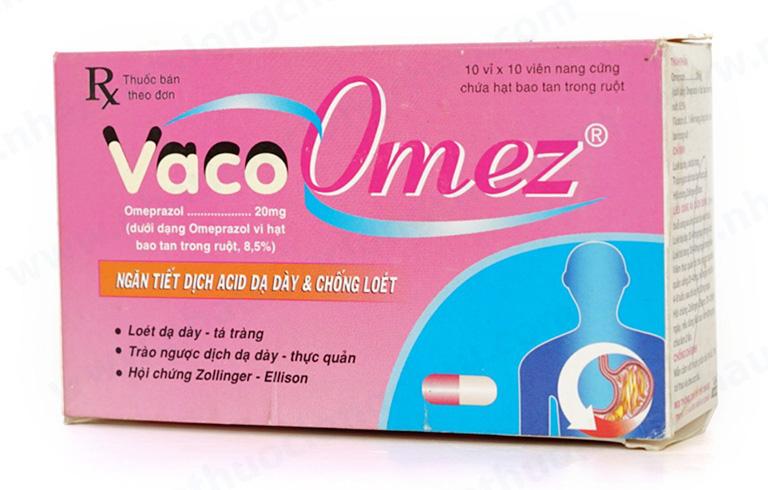 Vacoomez là thuốc gì