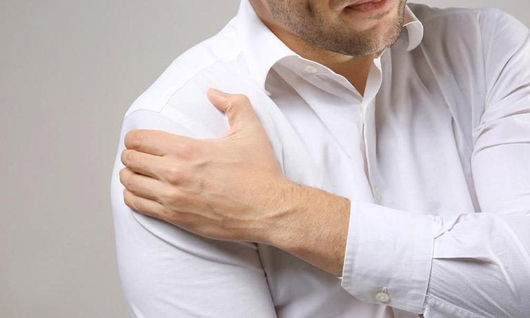 nguyên nhân viêm khớp vai