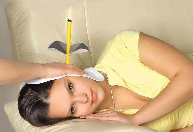 Tìm hiểu cách chữa viêm tai giữa bằng xông hương