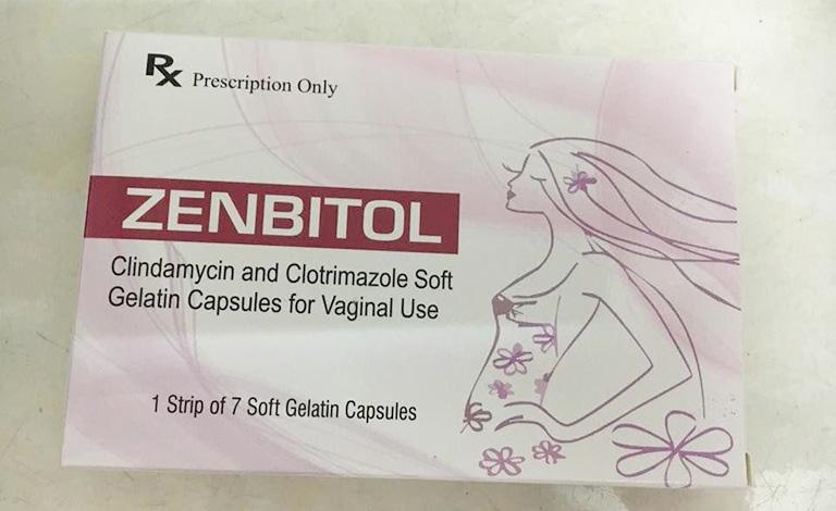Zenbitol là thuốc gì