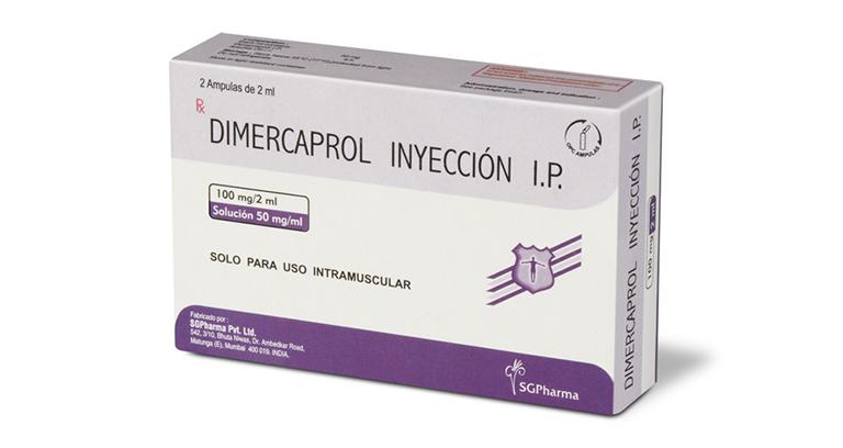 thuốc Dimercaprol