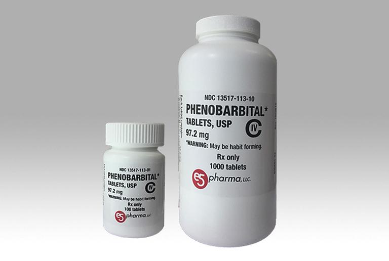 Thuốc Phenobarbital