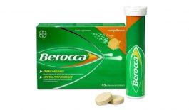 Thuốc Berocca cung cấp vitamin, khoáng chất cho cơ thể, giúp tăng cường sức khỏe, giảm mệt mỏi,...