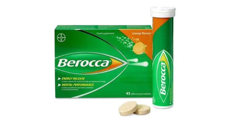 Thuốc Berocca: công dụng, liều dùng & những lưu ý khi dùng viên sủi
