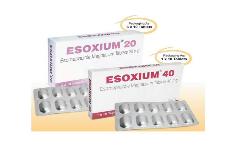 Thuốc Esoxium là thuốc điều trị bệnh liên quan đến đường tiêu hóa.