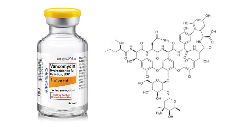 bảo quản thuốc vancomycin