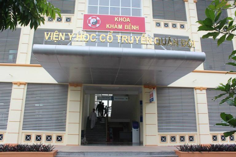 Viện Y học cổ truyền Quân đội TP. HCM là một phân viện phía Nam của Viện Y học cổ truyền Quân đội.