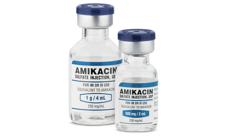 kháng sinh Amikacin