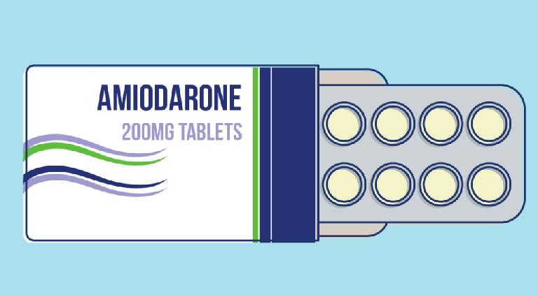 amiodarone 200 mg