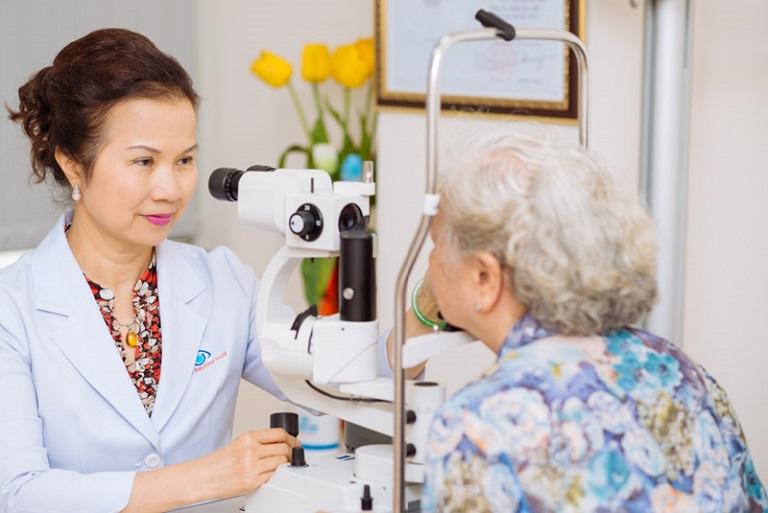 Tiến sĩ - Bác sĩ Trần Thị Phương Thu
