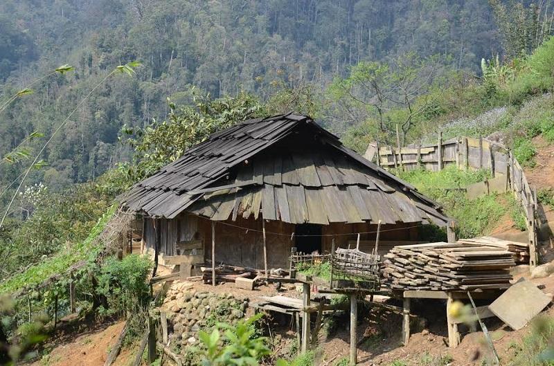 Bản làng của người H'mông