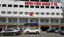 Bệnh viện Quân y 7A là một bệnh viện đa khoa, tọa lạc tại quận 5, TP. Hồ Chí Minh.