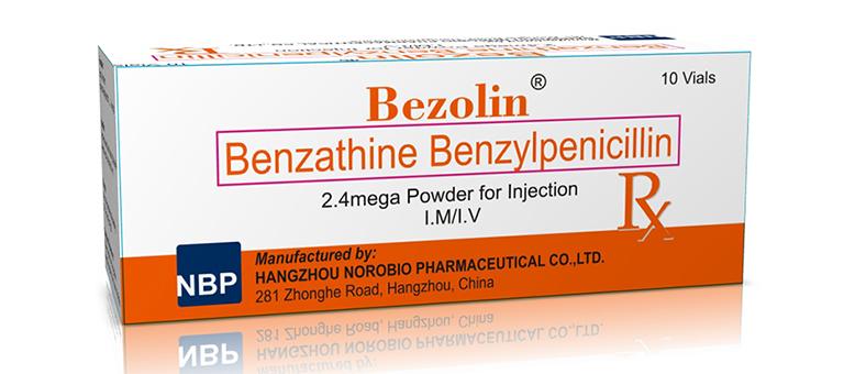 thuốc benzathin benzylpenicilin