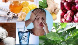 Mẹo chữa viêm mũi dị ứng bằng bài thuốc dân gian
