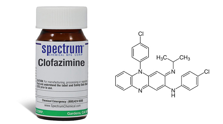Thuốc Clofazimine