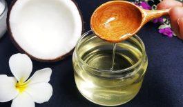 Dầu dừa được dùng để chữa viêm xoang hiệu quả