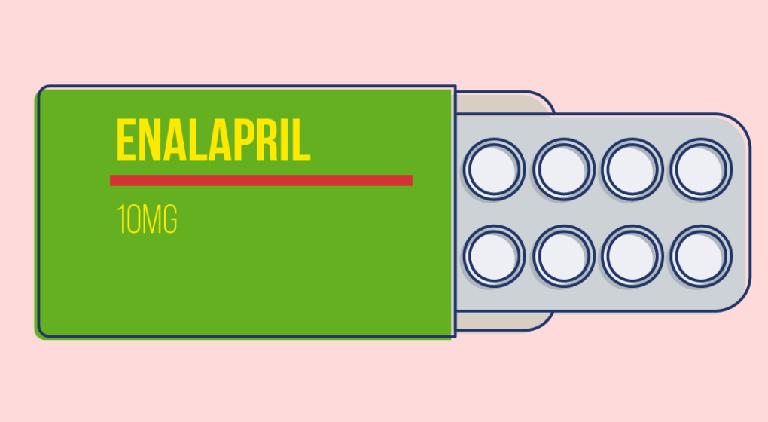 enalapril maleate 10 mg